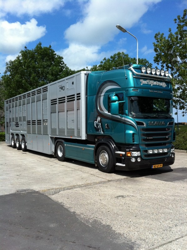 Juni 2011 – Nieuwe Scania